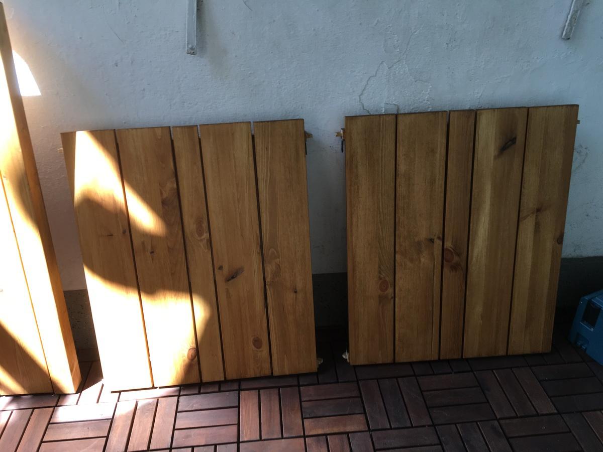 Trendig Balkon-Hochbeet OW55